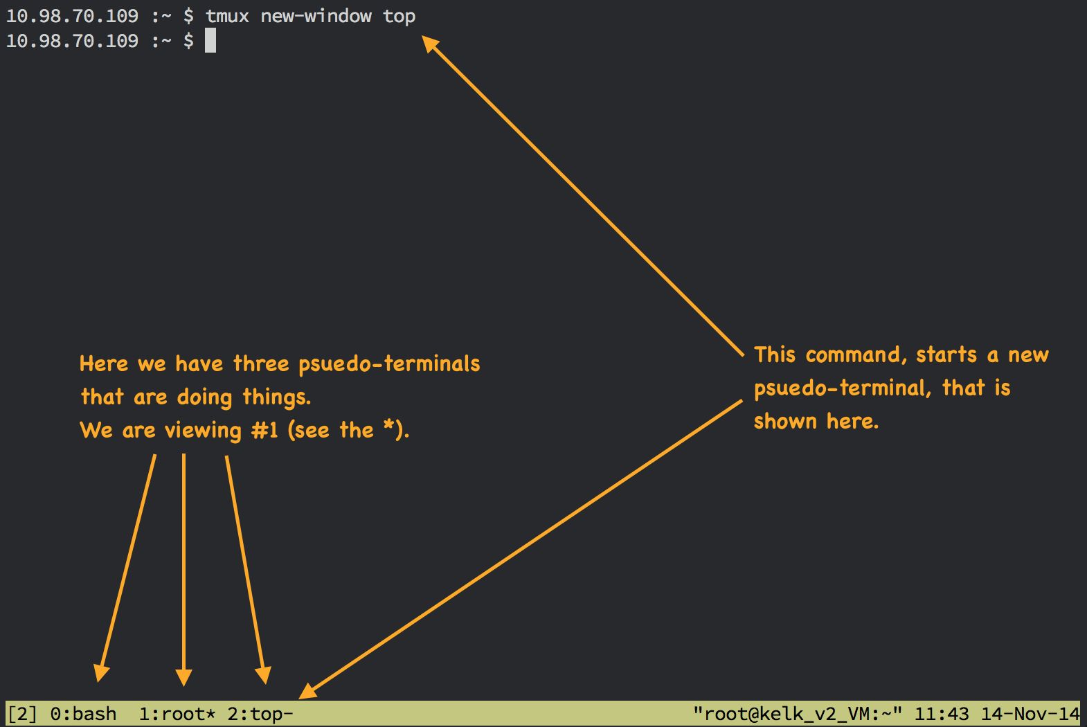 TMUX: My Getting Started Guide